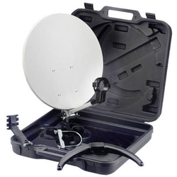 Smart CAMP ECO-HD1 Camping SAT-Anlage mit Receiver