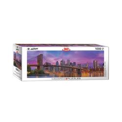 EUROGRAPHICS Puzzle 6010-5301 Brooklyn Bridge New York, 1000 Puzzleteile