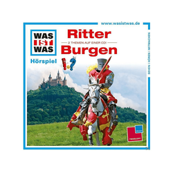 - WAS IST WAS: Ritter / Burgen (CD)