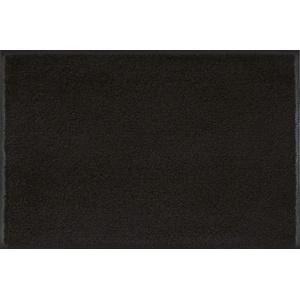 wash+dry Fußmatte, Raven Black 60x90 cm, innen und außen, waschbar