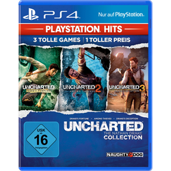 PS-4 Spiel Uncharted Collection
