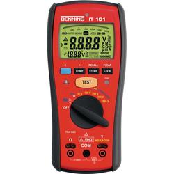 Isolations-/Widerstandsmessgerät IT 101 0,1 V-600 V AC/DC V 1k?-20G? BENNING