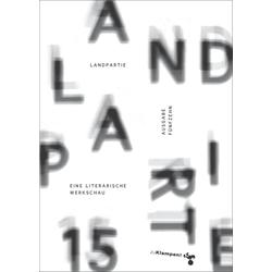 Landpartie 15 als Buch von Jo Lendle