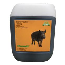 Buchenholz Teer »XL« Hufpflege, Klauenpflege · 10kg