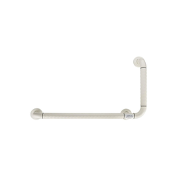 flexilife Haltegriff flexilife Eck-Wandhaltegriff Badewannengriff für flexilife Badewanne WC oder Dusche, Kunststoff Länge: 70 cm, Höhe: 38 cm, Weiß