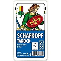 Schafkopf / Tarock  Bayerisches Bild (Spielkarten)