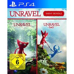 Unravel Yarny Bundle (inkl. Teil 1 & 2) - PS4