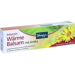 KNEIPP Intensiv Wärme Balsam mit Arnika 100 ml