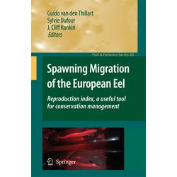 Spawning Migration of the European Eel als Buch von