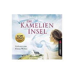 Kamelien Insel Saga - 1 - Die Kamelien-Insel - Hörbuch