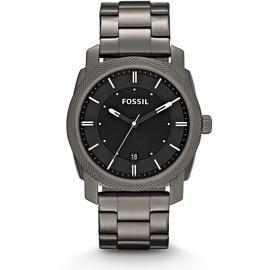 Fossil Machine Edelstahl 42 mm FS4774