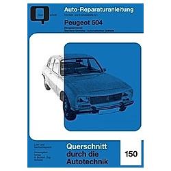 Peugeot 504 - Buch