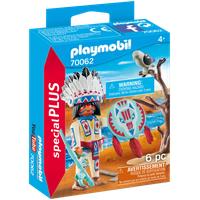 Playmobil Special Plus Indianerhäuptling (70062)