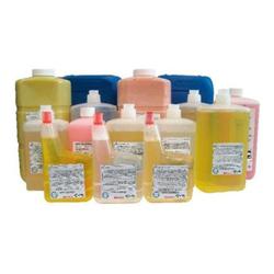 CWS Seifencreme 500 12 Flaschen à 500 ml je Karton Standard, gelb, Zitrusduft