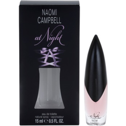Naomi Campbell At Night Deodorant mit Zerstäuber für Damen 15 ml
