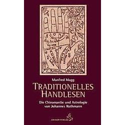 Traditionelles Handlesen