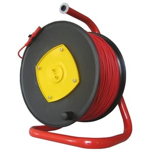 Elma cable drum red 50m 1.5mm2