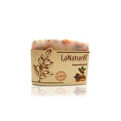 LaNaturel Handseife 100% Handmade 110g Bal Tarcin Sabunu Honig Zimt Seife Strafft pores, für Akne Problemen