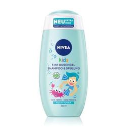 NIVEA BABY Kids 3in1 Apfelduft szampon dla niemowląt  250 ml