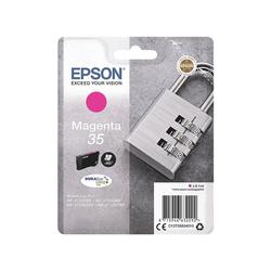 Epson 35 Tintenpatrone rot
