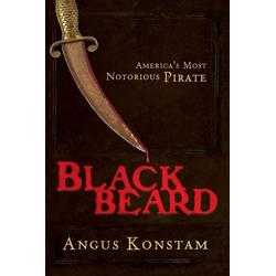 Blackbeard als Buch von Angus Konstam