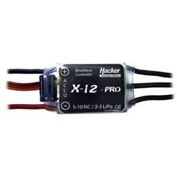 Hacker X-12-Pro BEC Flugmodell Brushless Flugregler