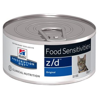 Hill's Prescription Diet Feline z/d Ultra Allergen Free 24 x 156 g