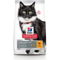 Hill's Science Plan Feline Mature Adult 7+ Sterilised Cat Huhn 1,5 kg