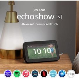 Amazon Echo Show 5 (2. Gen.) schwarz