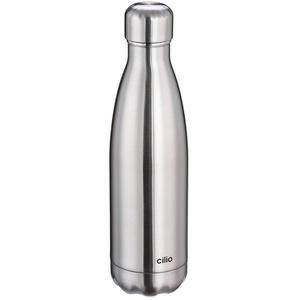 CILIO Isolierflasche ELEGANTE 0,5 Liter Edelstahl