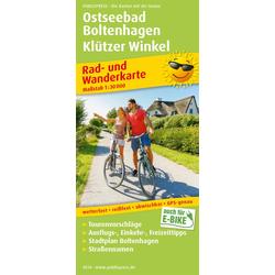 Ostseebad Boltenhagen - Klützer Winkel 1:30 000