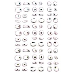 maildor Sticker Augen, 30 Stück