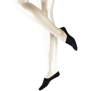 FALKE Invisibles Damen Sneaker 3er Pack, Größe:37/38;Farbe:Black (3009)