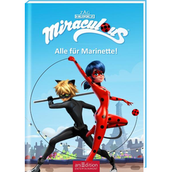 Miraculous - Alle für Marinette! (Miraculous 9) als Buch von