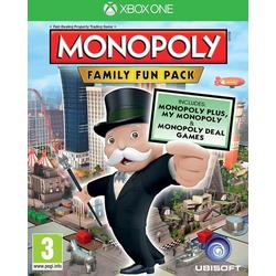 Monopoly Family Fun Pack - XBOne [EU Version]