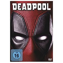 Deadpool - DVD  Filme