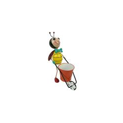 HTI-Line Blumentopf Blumentopf Biene (1 Stück)