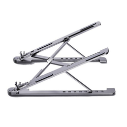 cofi1453 Laptop Ständer Desktop Aluminium Notebook tragbares selbstklebender Laptopständer 14 - 17,3