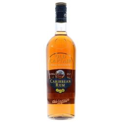 Old Captain Brown Rum 0,70L (37,50% Vol.)