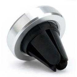 Handyhalterung für Autos  - universelle KFZ-Halterung fürs Handy Farbe: schwarz silber