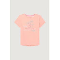 O'Neill Tees S/SLV S/slv island t-shirt Island rosa 152 (12)
