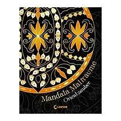 Mandala-Malträume: Orientzauber - Buch