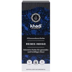 Khadi Pflanzenhaarfarbe Reines Indigo 100 g