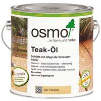 Osmo Teak-Öl Farblos 007 2,5 Liter