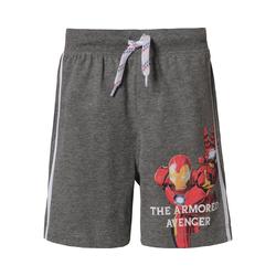 The AVENGERS Shorts Marvel Avengers Shorts für Jungen grau 116