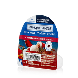 YANKEE CANDLE Wax Melt CHRISTMAS EVE 22 g Duftwachs