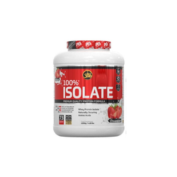 All Stars - 100% Isolate Protein, 2200g Dose (Geschmack: Chocolate)