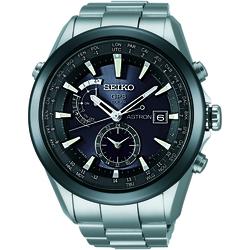 Seiko Chrono Astron GPS Solar SAST003G Herrenuhr B-Ware