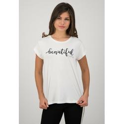 ONE MORE STORY T-Shirt mit femininem Print mit femininem Print 34