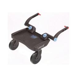 Lascal Kinderwagenaufsatz BuggyBoard Mini 3D, rot blau